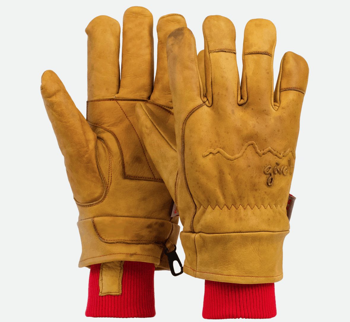 Give'r 4 Season Leather Gloves by Huckberry