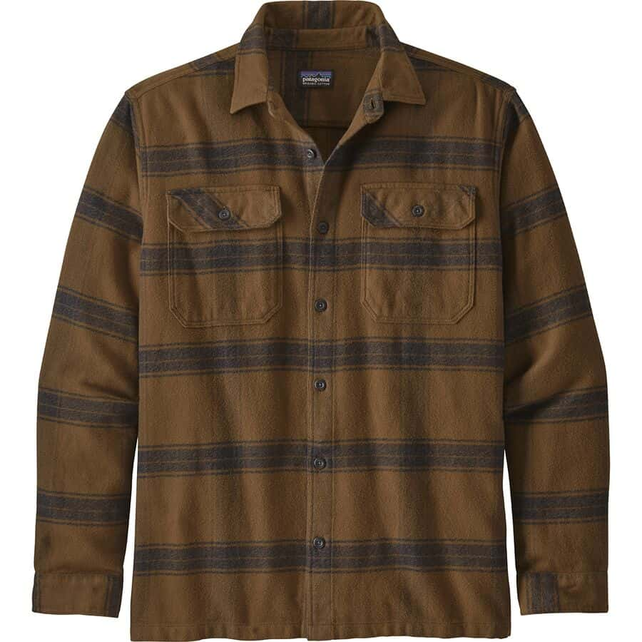 Outdoorsy Gifts For Men - Patagonia Flannel