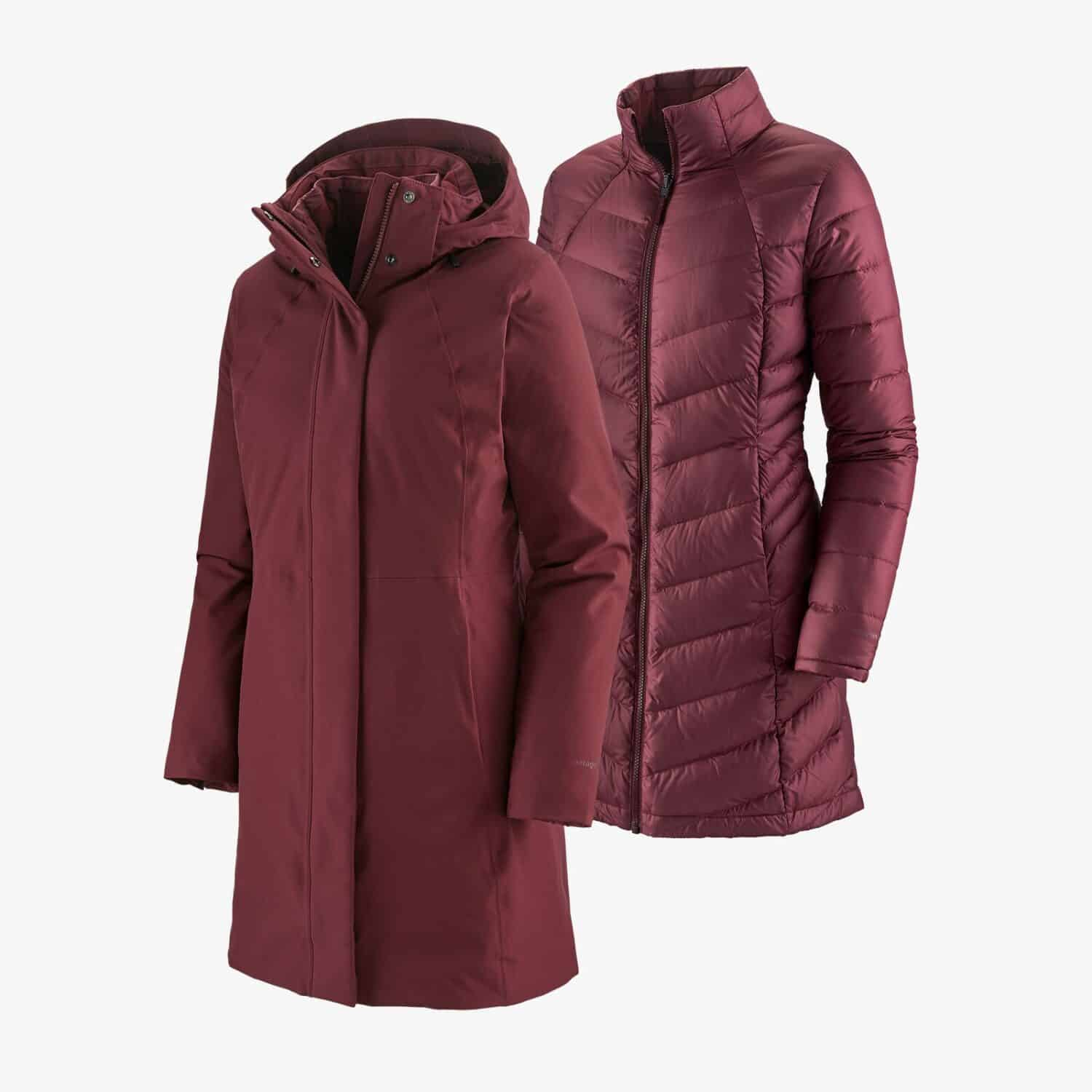 Patagonia womens Tres 3-in-1 parka