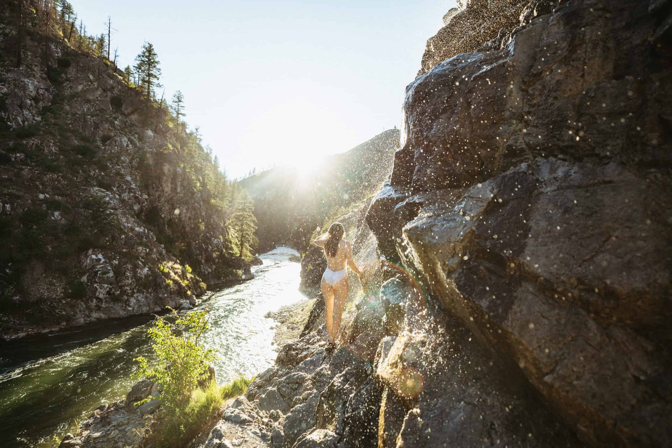 Relax Your Body At Pine Flats Hot Springs In Idaho (Directions + Essential Tips)