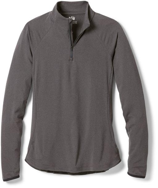Best Gifts For Hikers - Quarter Zip Layer