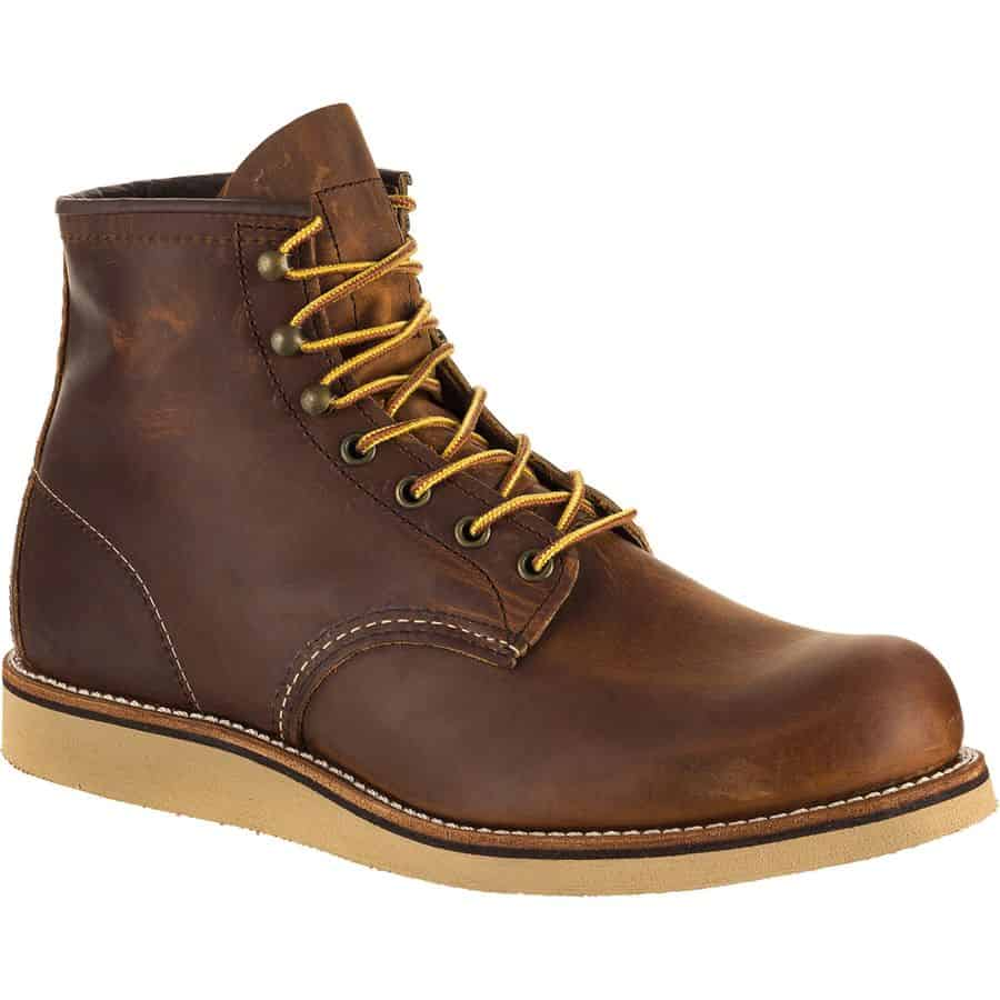 Red Wing Rover Boots - Outdoor Gifts For Him