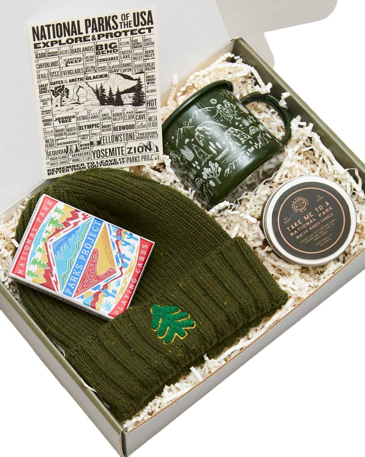 Take Me To The Woods Gift Box Set - The Parks Project