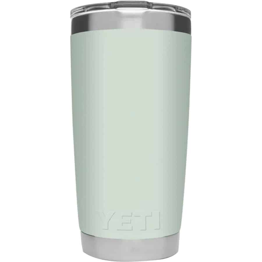 YEti Tumbler Mint - Outdoor Gifts For Her