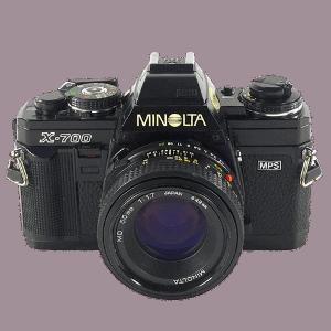 Minolta X700 Best 25mm Film Camera For Beginners