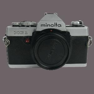 Minolta XG-1 Best Entry Level Film Cameras