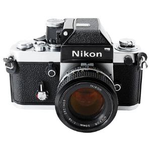Nikon F2 Best Beginner Film Cameras