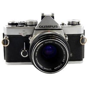 Olympus OM-1 -Best Film Camera For Portraits