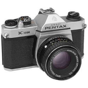 Pentax K100 35mm Film Cameras