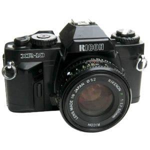 Ricoh XR 10 Film Camera For Beginners