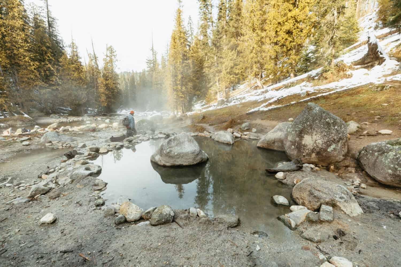 Jerry Johnson's Hot Springs