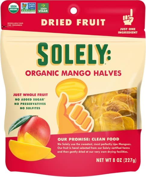 Solely Dried Fruit - Healthy Snacks For Hiking