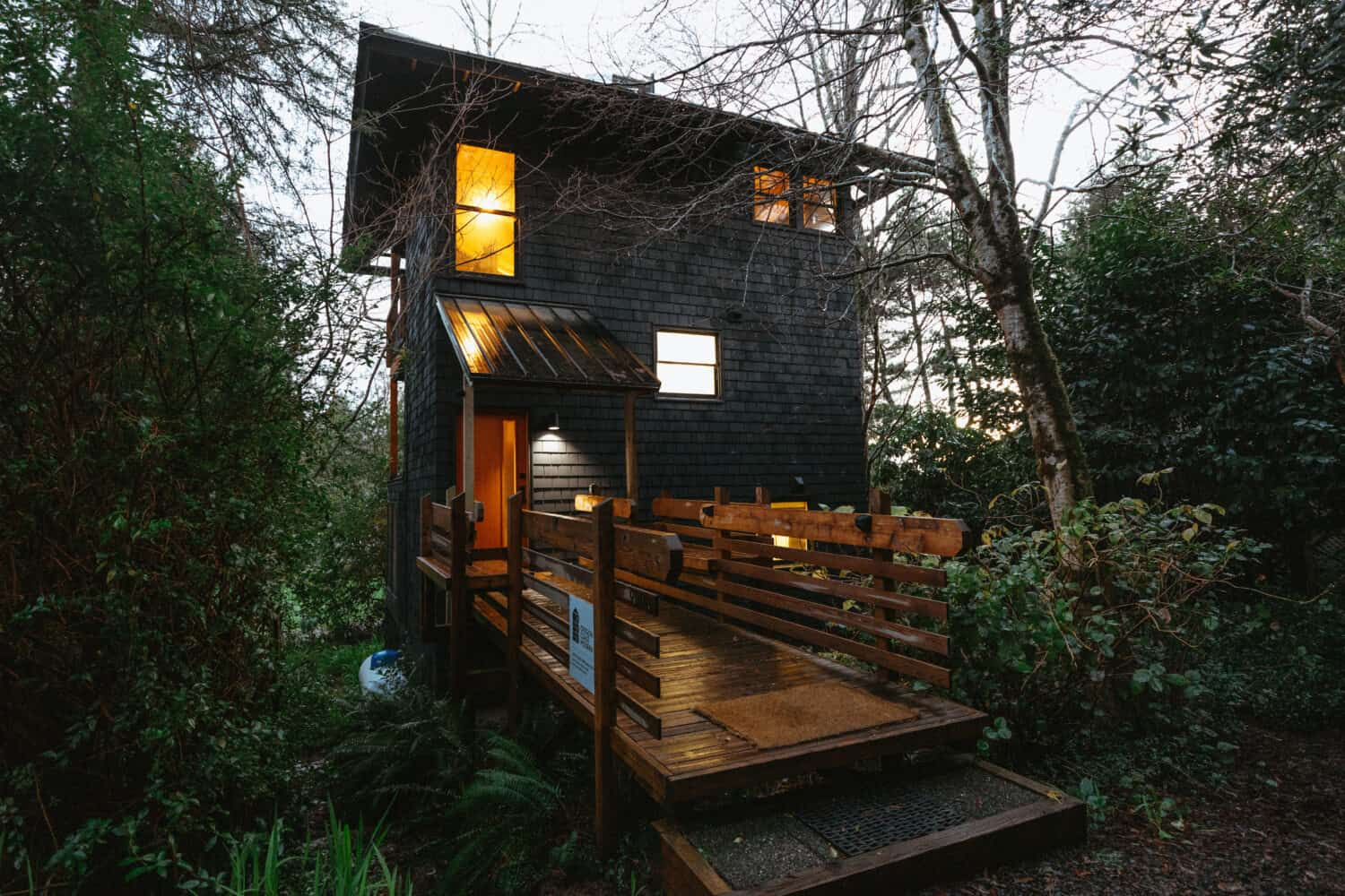 Oregon Coast Modern Exterior