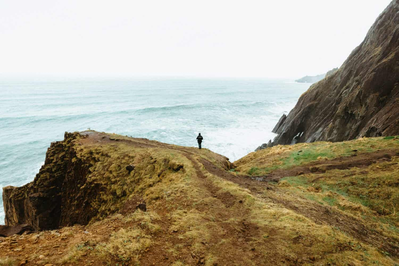 Elk Flats Trail On the Oregon Coast