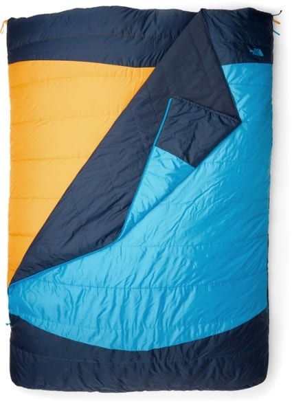 Best Sleeping Bag On A Budget - The North Face Dolomite One Duo Sleeping Bag
