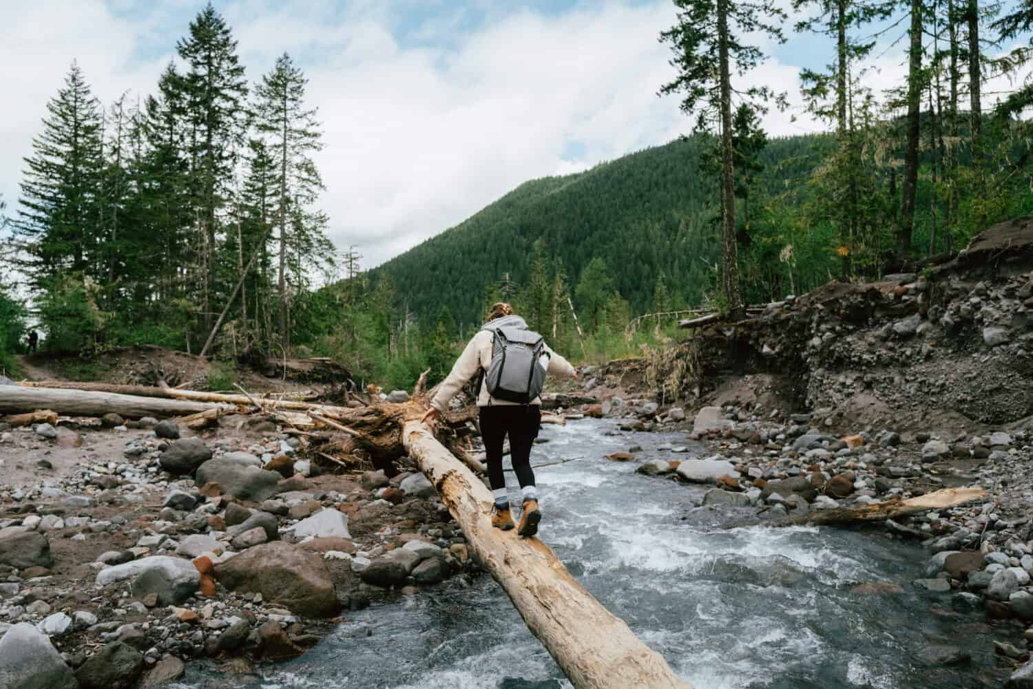 Cool things to do in Mount Hood - hiking