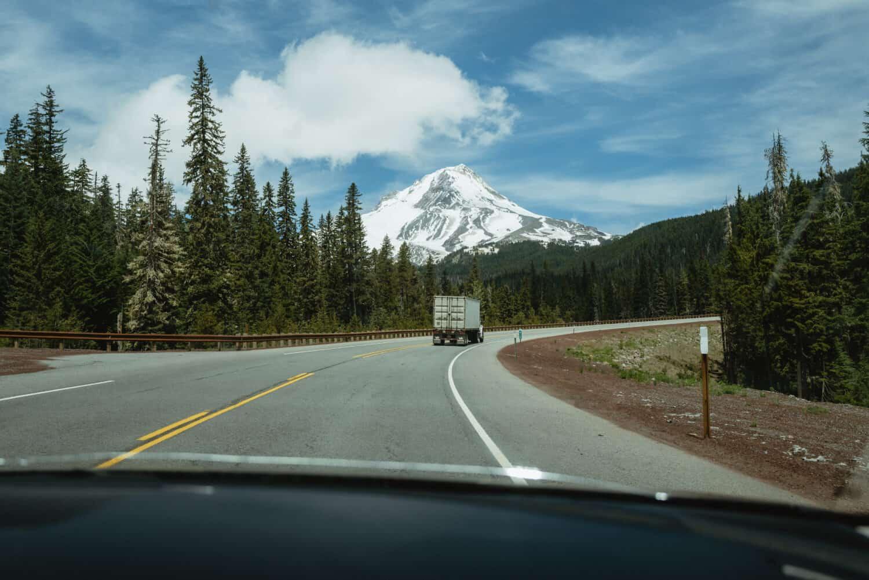 Mount Hood Scenic Drive