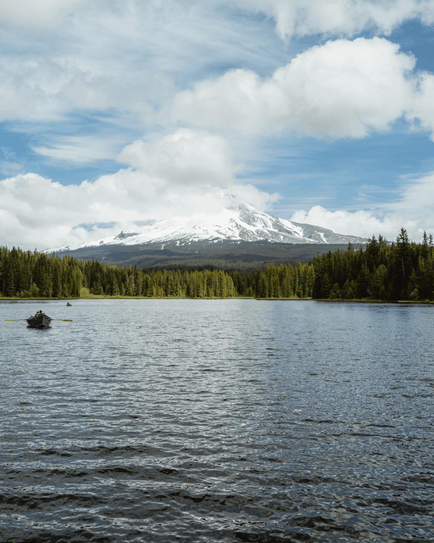 Things To Do in Mount Hood - Go fishing at Trillium Lake