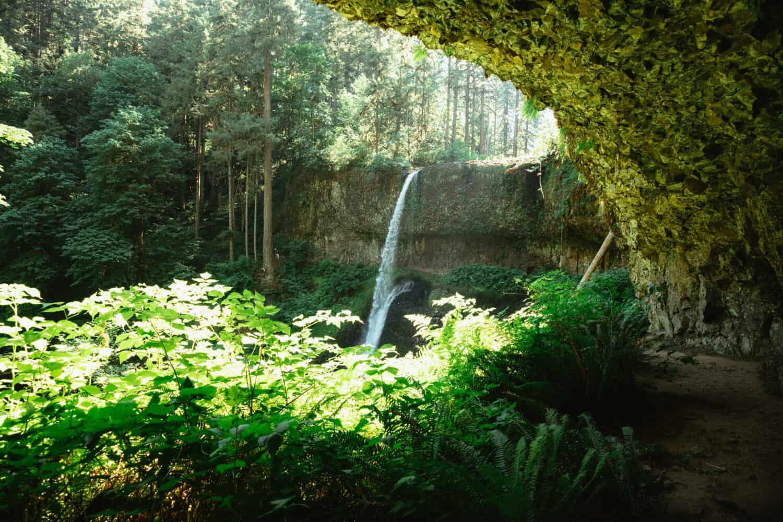 Waterfalls Near Salem Oregon - Trial of Ten Falls