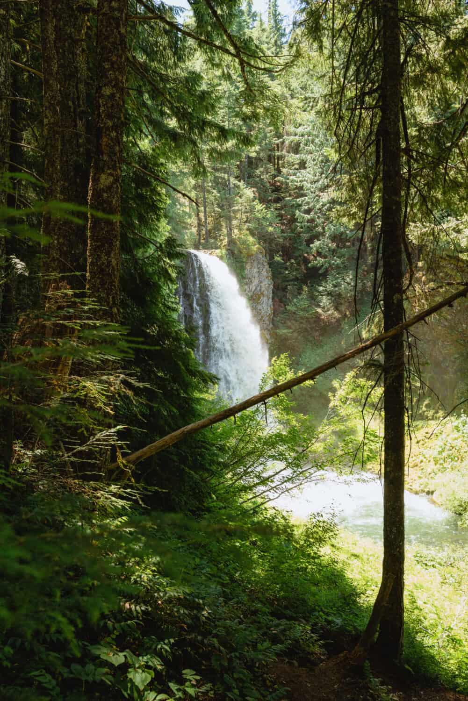 Marion Falls Oregon