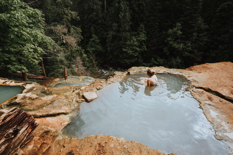Cheap Weekend Getaways from Portland OR - Umpqua National Forest