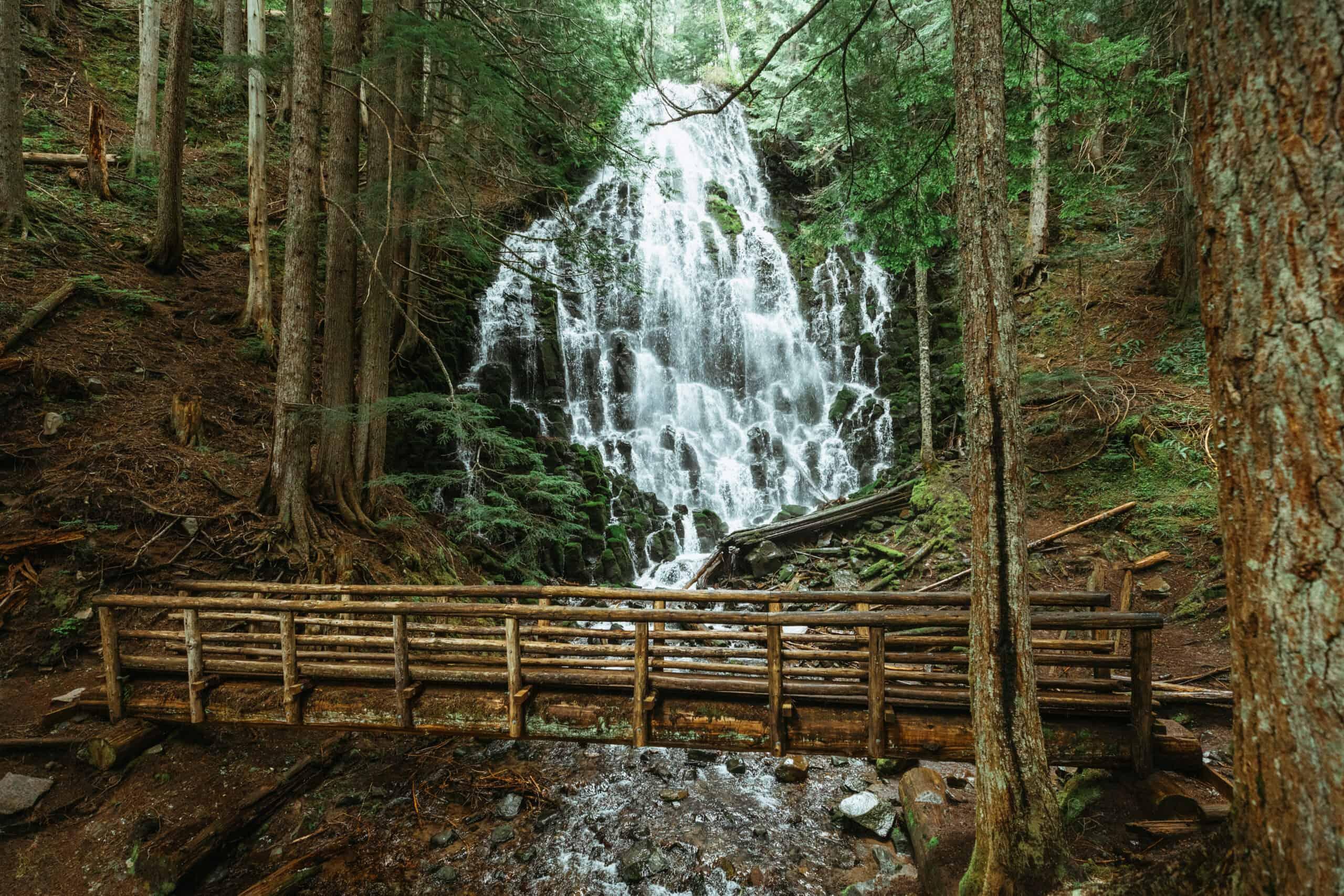 Discover The Dramatic Ramona Falls Hike in Mount Hood, Oregon