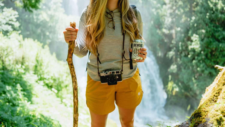 Emily Mandagie with Leica M6 Camera
